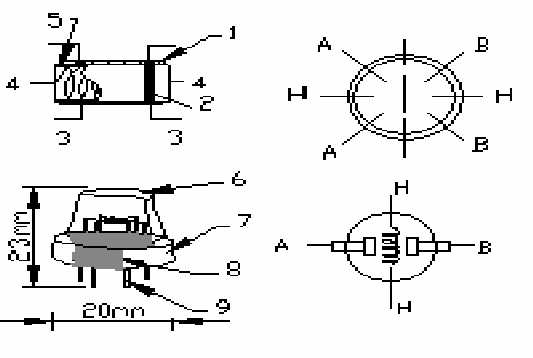 DESIGN AND FABRICATED MODEL OF AN IMPROVED EMISSION