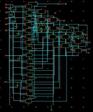 multiplication array diagram 2001 mitsubishi galant wiring design of high speed multiplier using bicmos logic for large load