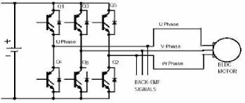 D Brushless Dc Motor Controller 24V Motor Controller