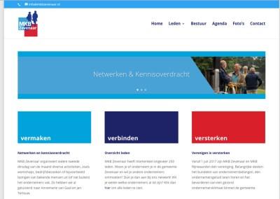 Website MKB Zevenaar