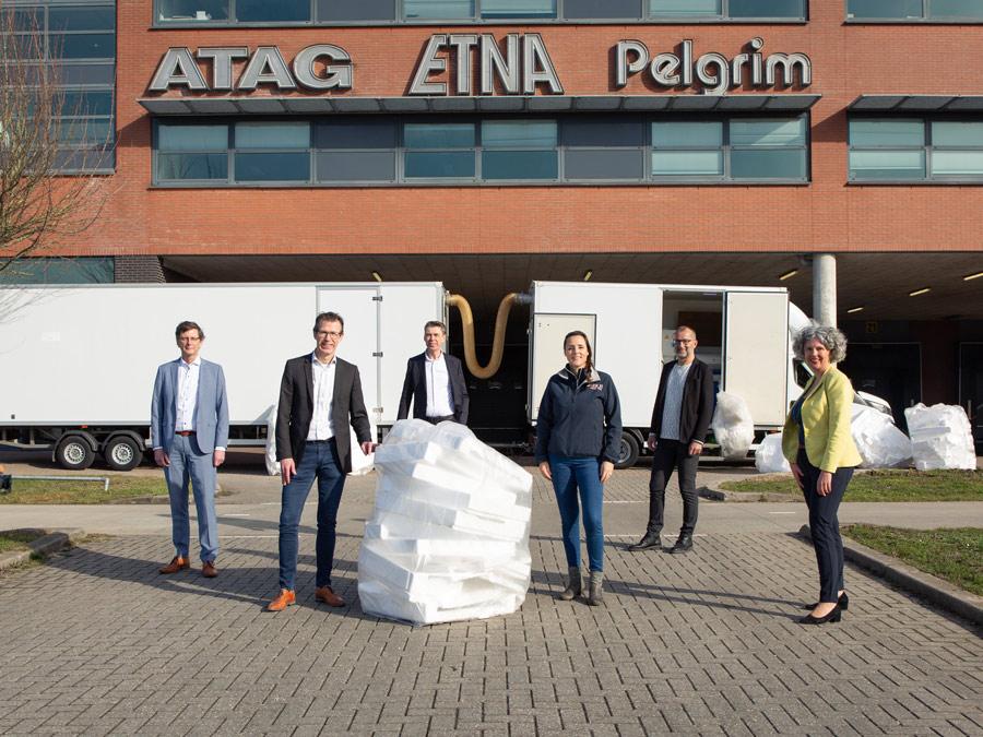 Video en fotografie ATAG Benelux
