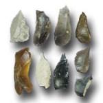Artefacten Federmessercultuur