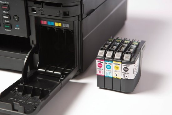 Buy Brother MFC J480DW A4 Wireless Network Ready Colour Printer with 5 sets of IJT Inkjets and 1 Set of Brothers at IJT Direct
