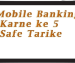 Safe Mobile Banking