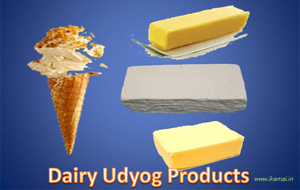 dairy udyog products