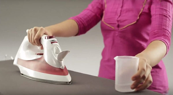 Electric Steam Iron making business