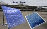 Solar-power business
