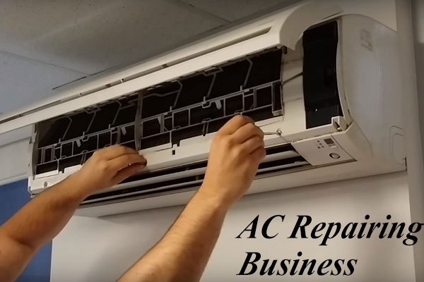 Air Conditioner repairing servicing business
