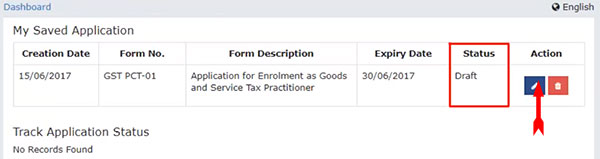 Step-9-to-apply-GST-Practitioner-online