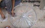 Cycle-repairing-shop