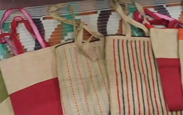 jute bag making business