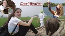 Rural tourism business