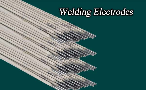Welding-electrodes manufacturing
