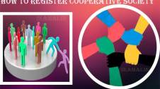 Features types steps to register Cooperative Society hindi