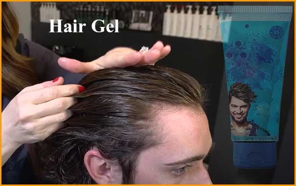 hair gel making business in hindi