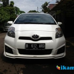 Toyota Yaris Trd Sportivo Manual 2012 New Corolla Altis Launch Date Jual M T Mobil