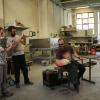 Workshop door Geir Nustad, assistentie Josja Schepman. foto Pien Wijling