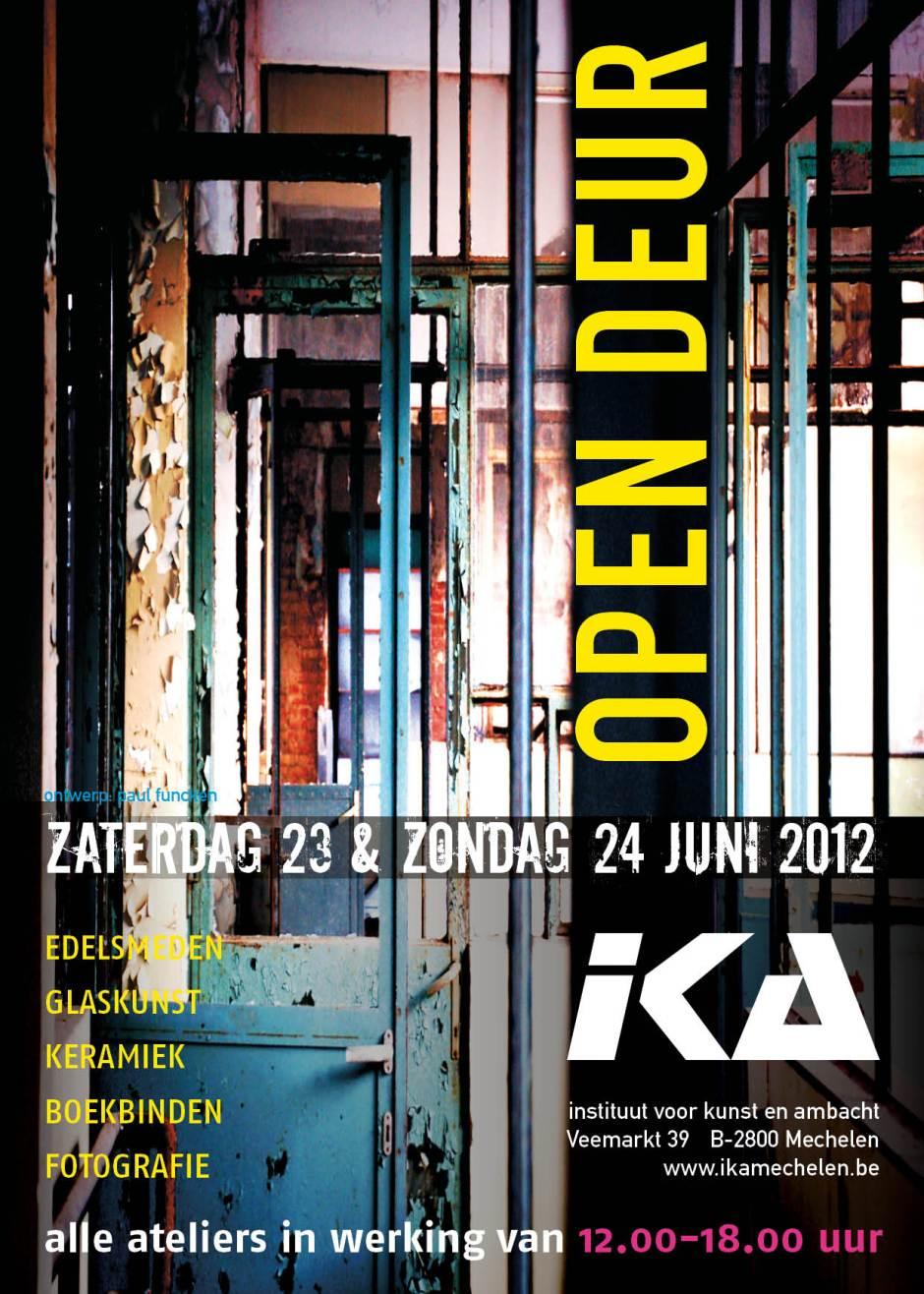 IKA Open Deur 2012-1