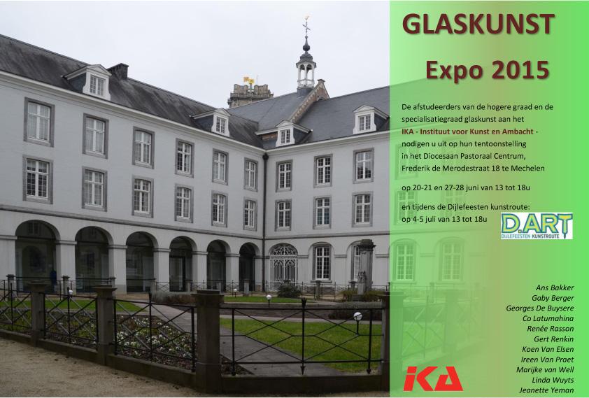 GLASKUNST Expo 2015