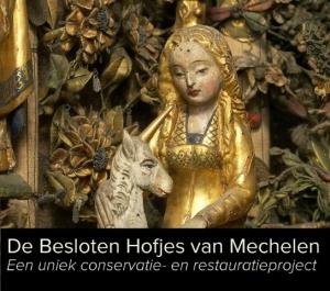 De besloten hofjes van Mechelen (Small)