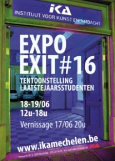 Expo Exit # 16 v