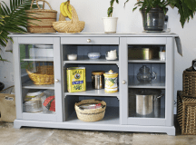 """IKEA's Bodbyn cabinets make a dramatic """"after"""""""