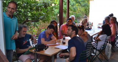 Summer Greek language courses at Ikarian Centre