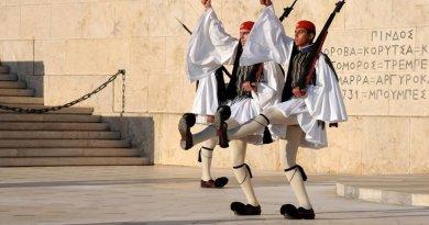 Greek language lesson in Athens!