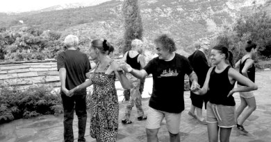 Accommodation and activities in Ikaria