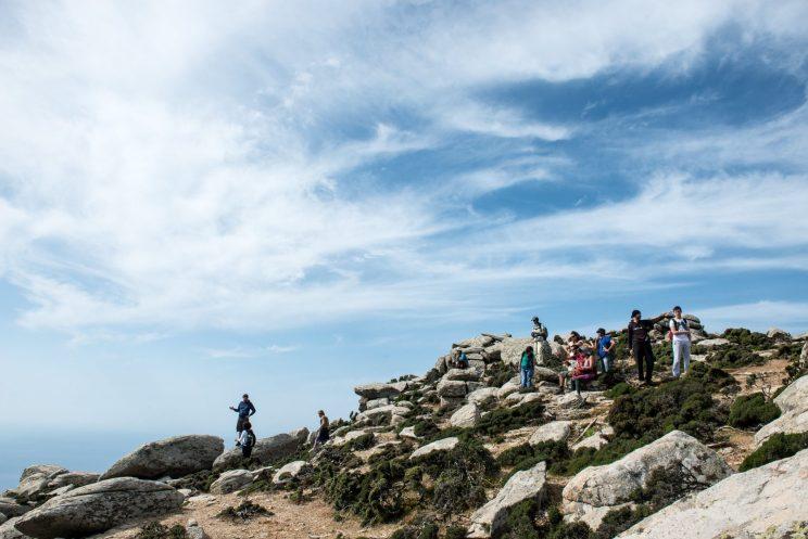island Ikaria Walking holidays