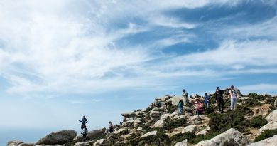 Walking holidays, the island of Ikaria