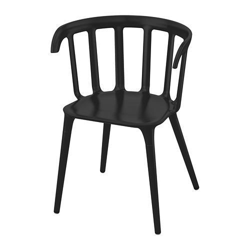 ikea ps 2012 fauteuil noir