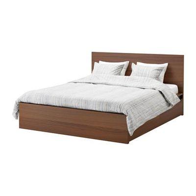 Malm High Bed Frame Kotak 4 160x200 Cm Leirsund 391 571 13 Ulasan Perbandingan Harga