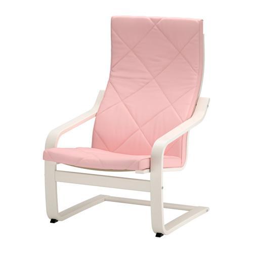 fauteuil poang edum rose edum rose
