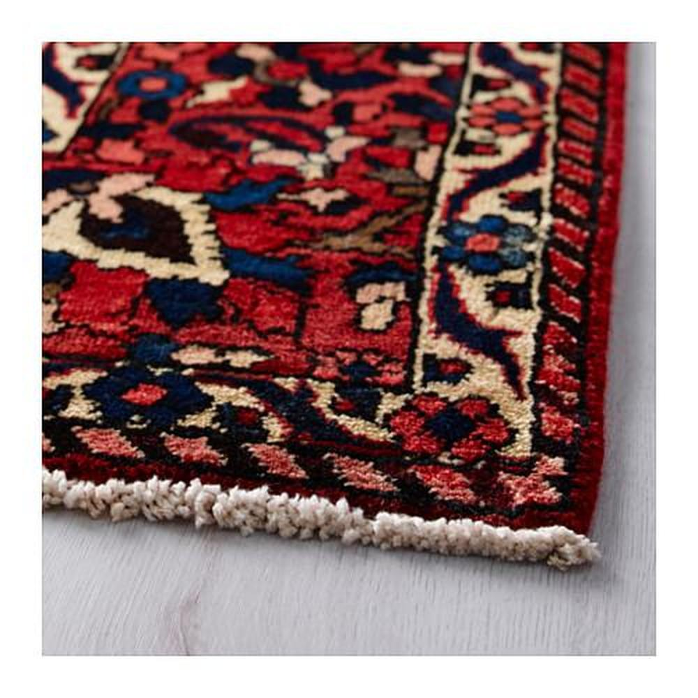 tapis persisk mix poil court fait main