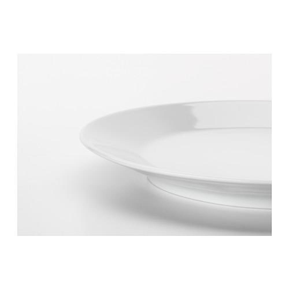 ikea 365 assiette blanche o27 cm