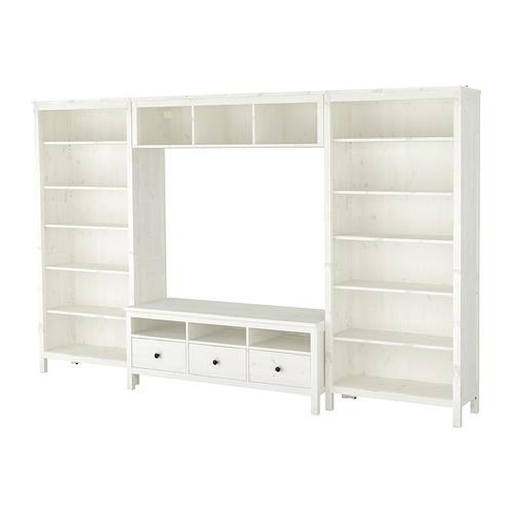 hemnes meuble de television combinaison