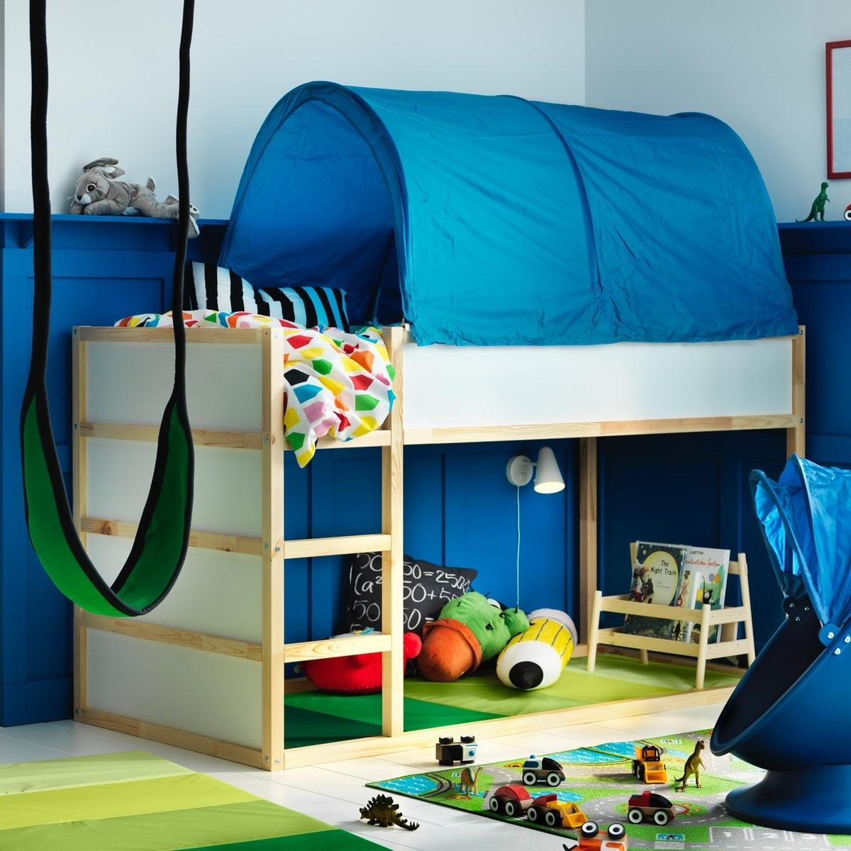 兒童床 (3-7歲)   IKEA