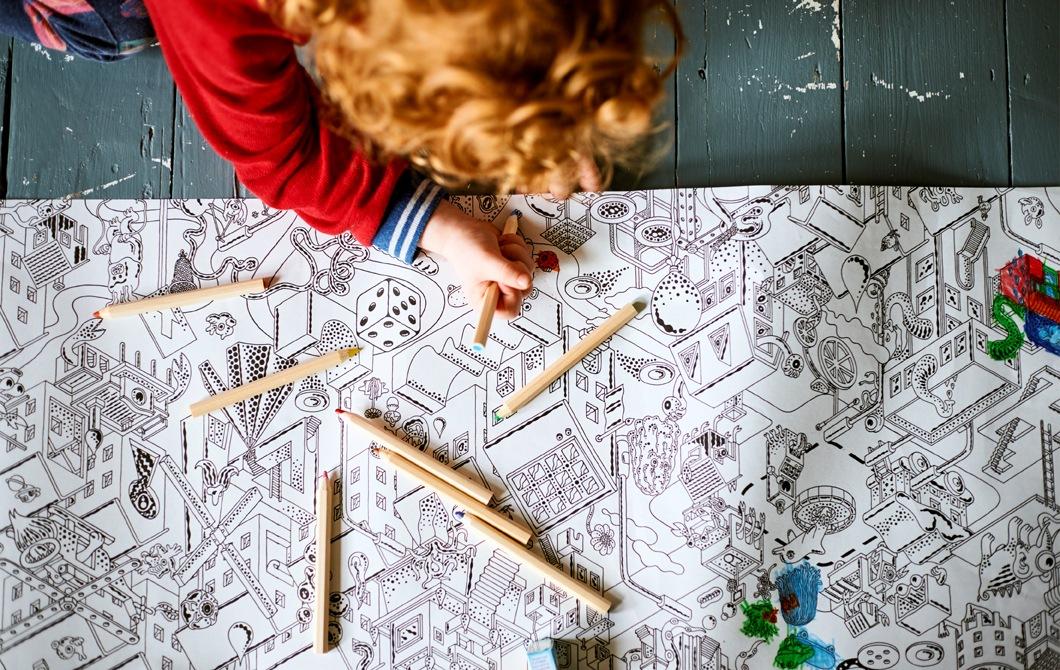 如何為孩子打造創意玩樂空間 │ IKEA