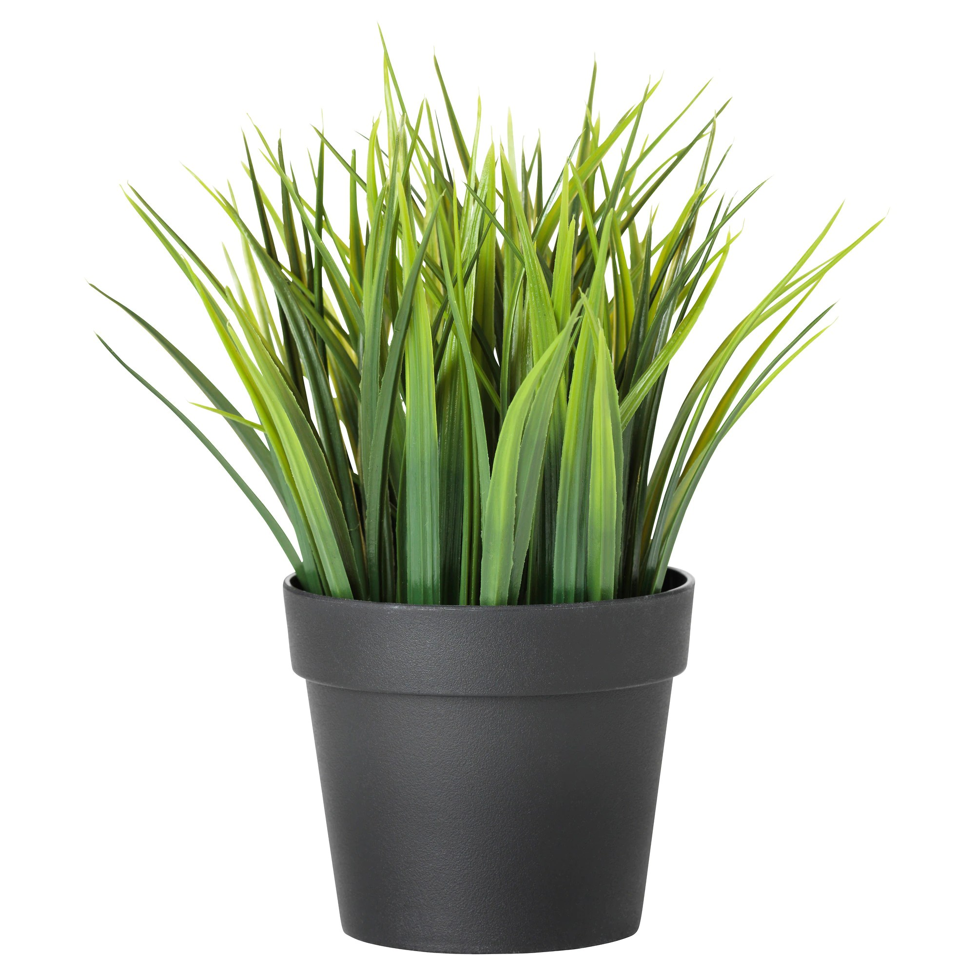 Fejka Artificial Potted Plant Grass Height Diameter Of Plant Pot