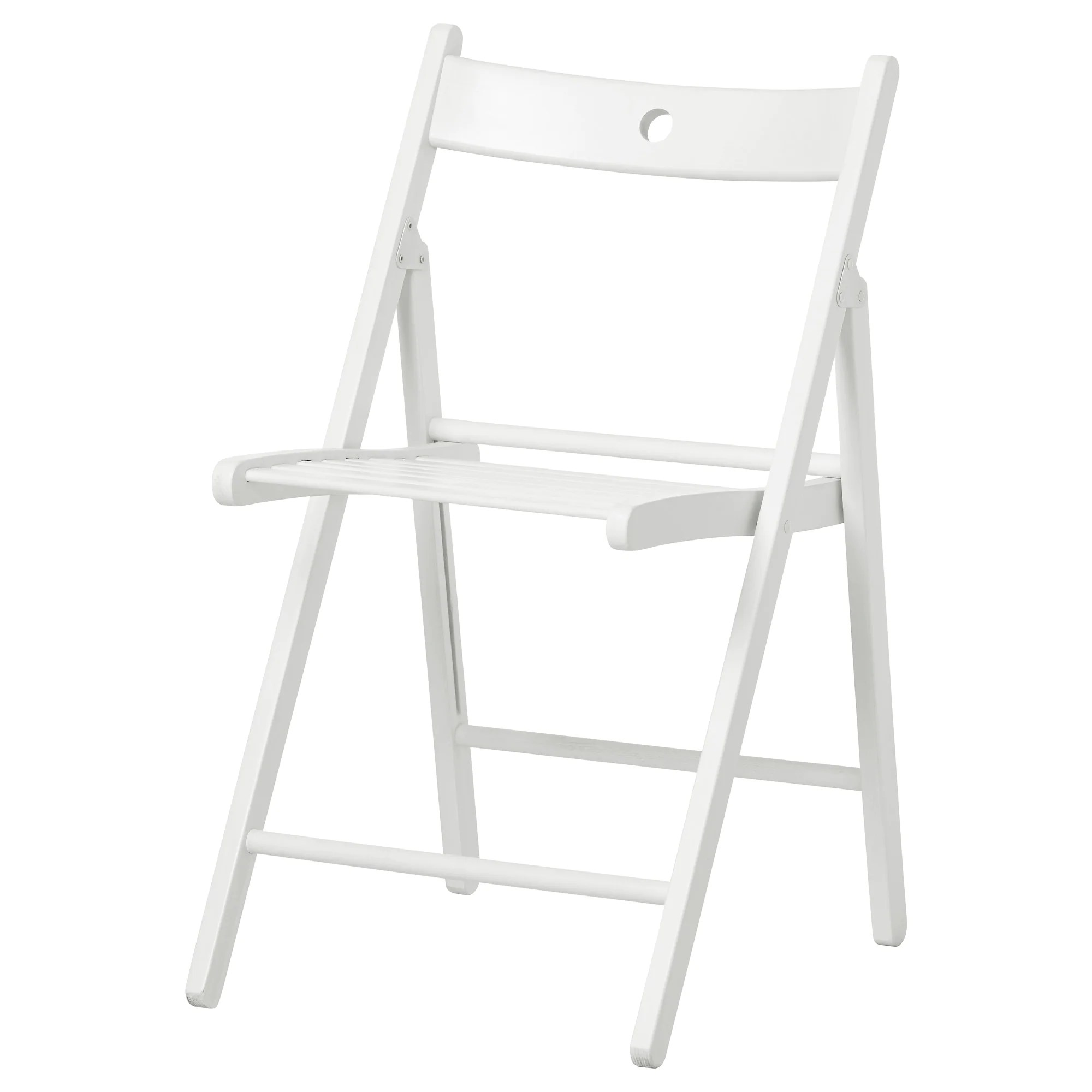 white folding chairs wicker indoor dining table and terje chair ikea feedback