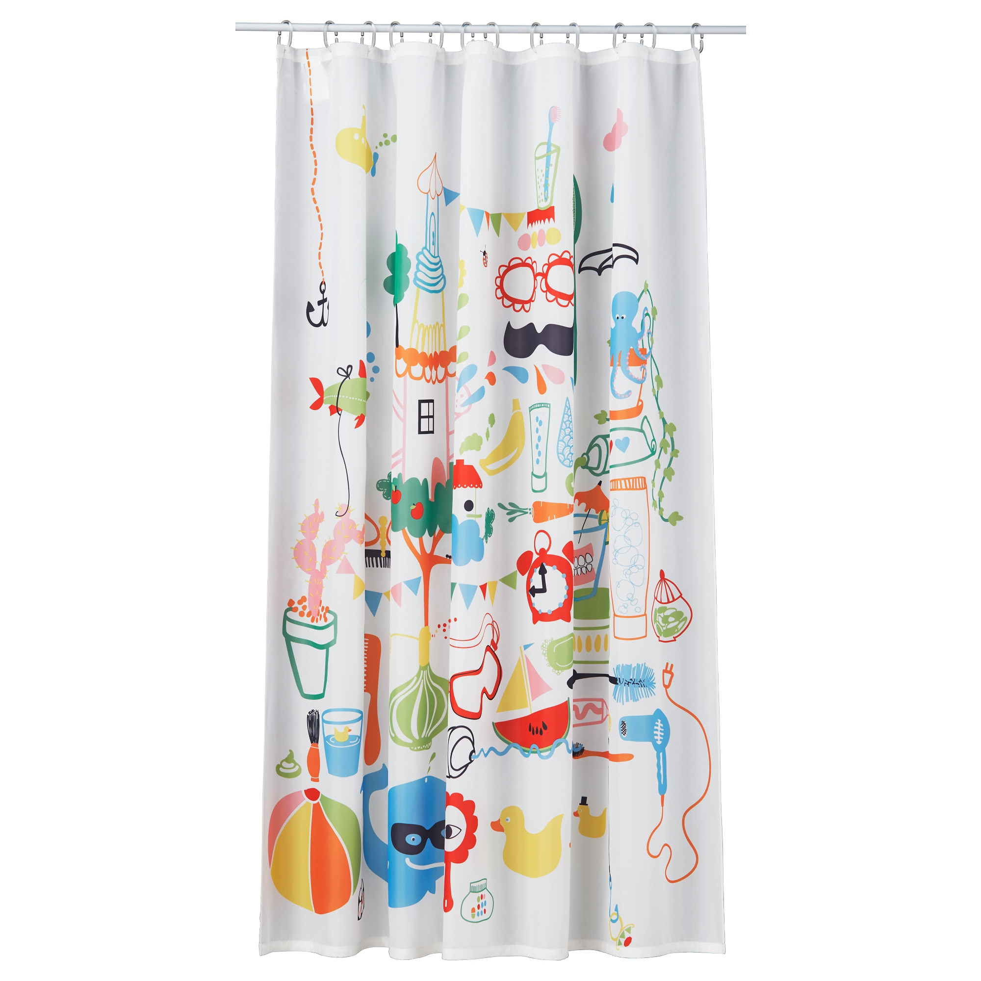 BADBÄCK Shower Curtain IKEA