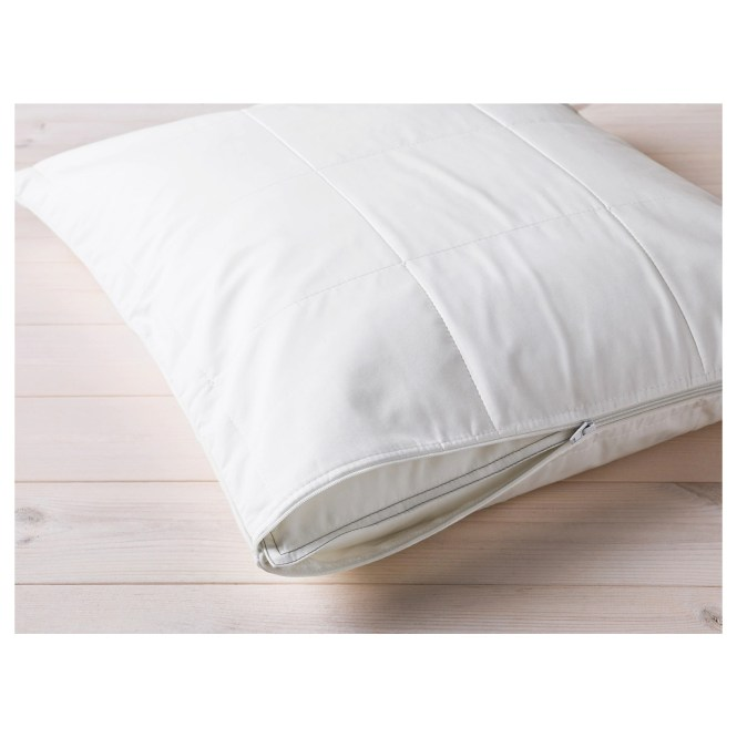 Kungsmynta Pillow Protector Thread Count 236 Inch² Length 20 Width 30