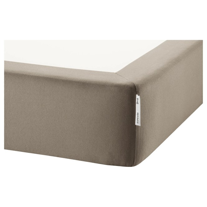 EspevÄr Spring Mattress Base For Bed Frame Dark Beige Length 74 3 8