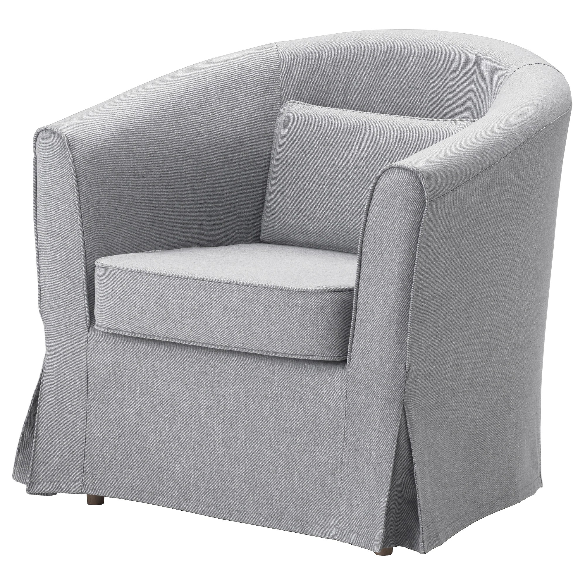 chair covers that fit ikea chairs phil teds metoo portable high tullsta armchair lofallet beige