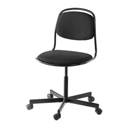revolving chair accessories portable salon swivel chairs ikea orfjall sporren