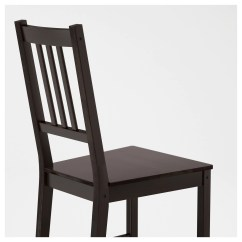 Ikea Wooden Chairs Suv With 3 Rows And Captains Stefan Chair