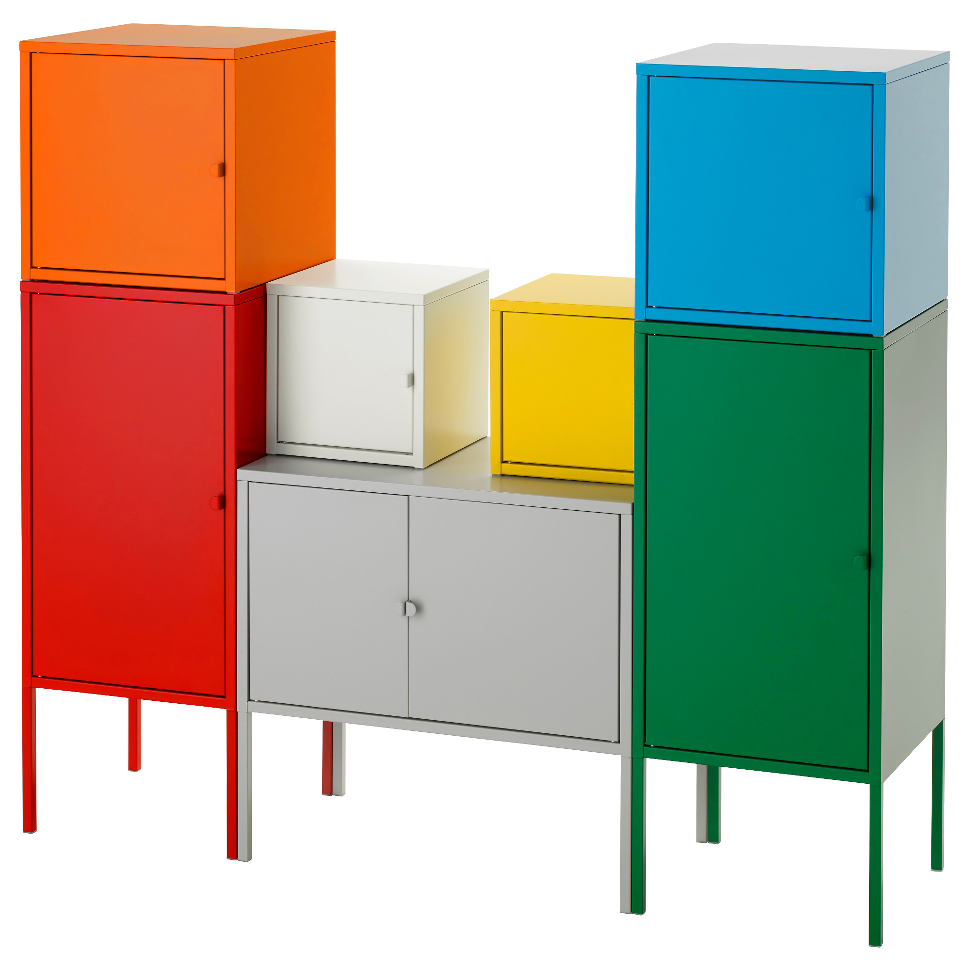 Ikea New Collections In 17 Metallic Cabinets