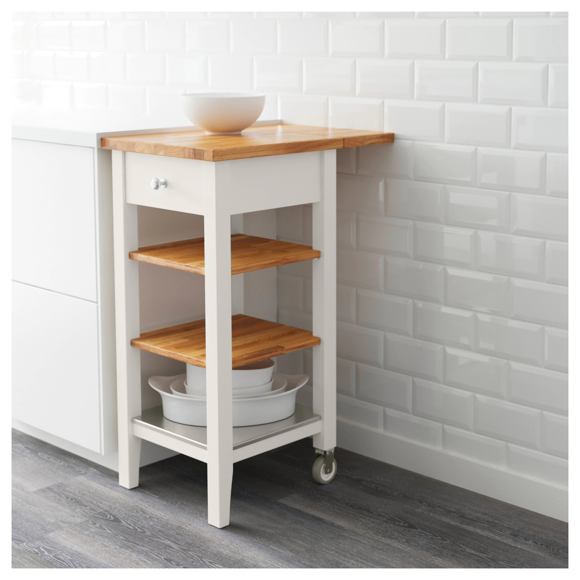 kitchen trolley value city sets stenstorp ikea