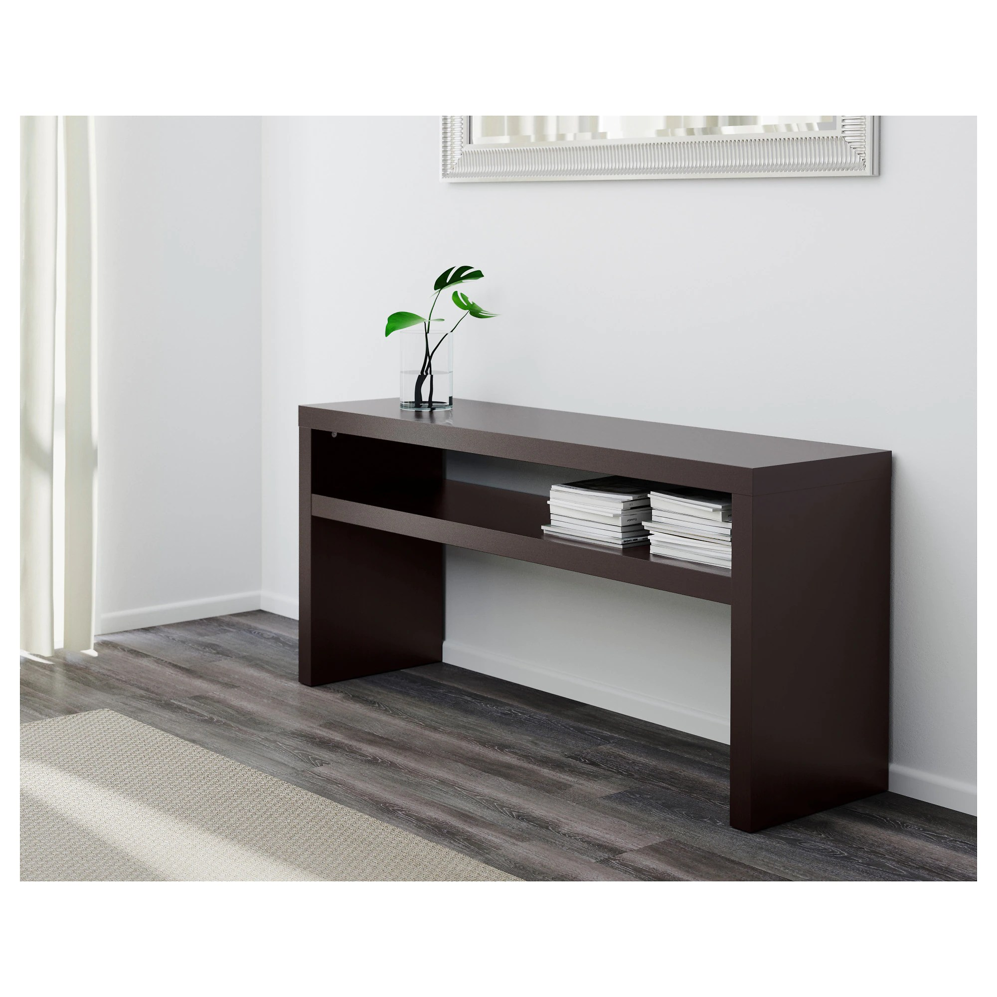 lack sofa table as desk bed support white console tables use hemnes